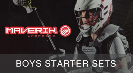 Lacrosse Unlimited Starter Sets