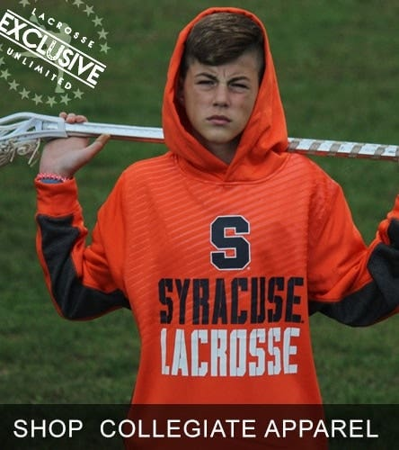 Exclusive Collegiate Lacrosse Apparel