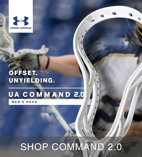 Under Armour Command 2.0 Lacrosse Head