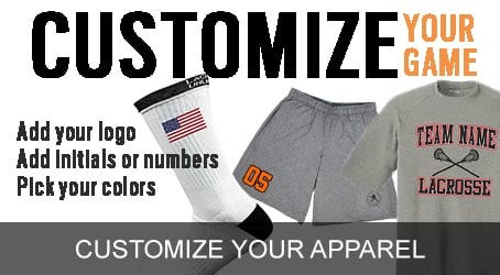 Lacrosse Unlimited Custom Lacrosse Apparel
