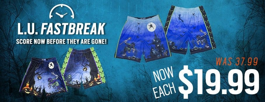 $19.99 Halloween Shorts - Limited Time Only