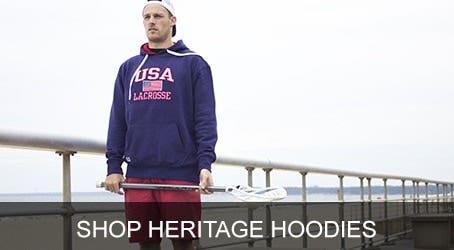 Shop Mens Lacrosse Hoodies