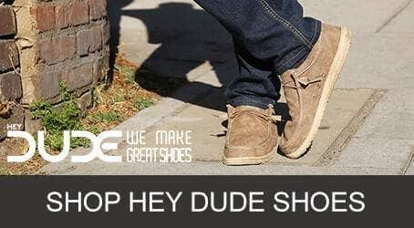New Hey Dude Canvas Shoes
