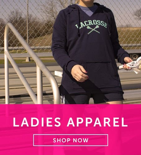 Shop Our Exclusive Womens Lacrosse Apparel