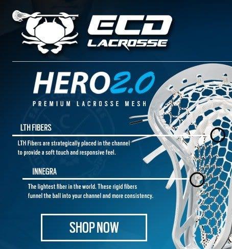 ECD Lacrosse HERO 2.0