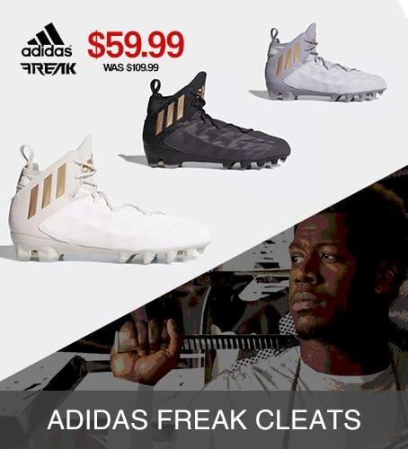 Adidas Freak Lacrosse Cleats