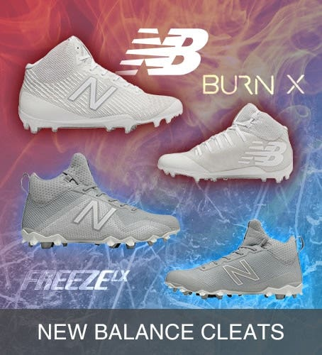 New Balance Lacrosse Cleats
