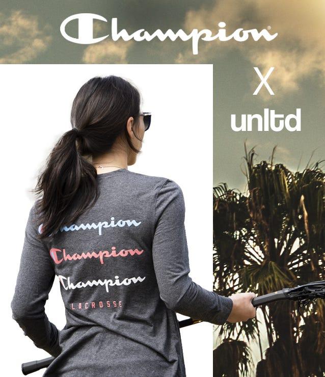 Champion x Unltd