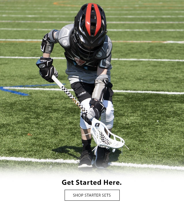 Youth Lacrosse Starter Sets