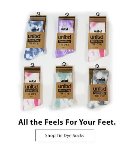 Tie Dye Lacrosse Socks