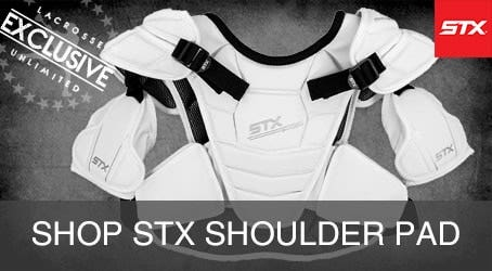 Shop STX Shadow Lacrosse Lacrosse Shoulder Pads