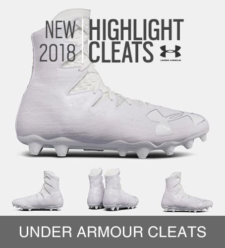 Shop Under Armour Highlight Lacrosse Cleat
