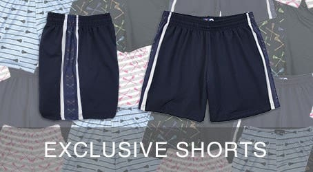 Shop Womens and Girls Lacrosse Shorts