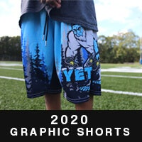 Lacrosse Unlimited Graphic Shorts