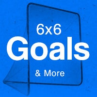 Lacrosse Unlimited 6x6 Goal