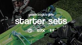 Lacrosse Starter Sets