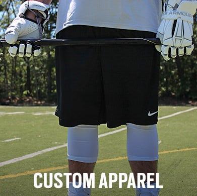 Custom Lacrosse Apparel