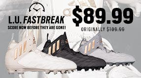 $89.99 Adidas Freak Cleats