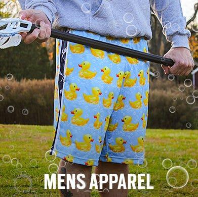 Men's Lacrosse Clothes