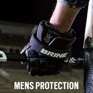 Men's Lacrosse Equipment