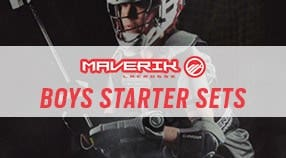 Boys Lacrosse Starter Sets